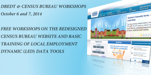 Census Workshops